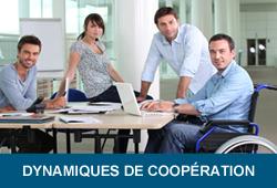 Dynamiques de cooperation